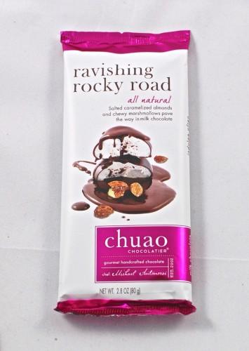 Chuao rocky road