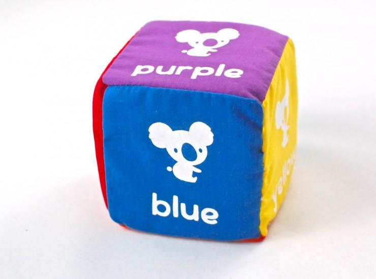 color cube