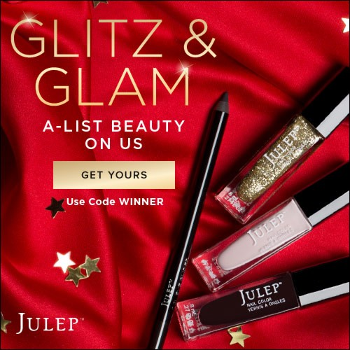 Julep free welcome box