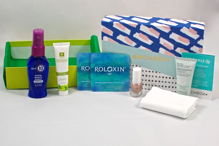 Birchbox March 2015 Review & $10 Coupon Code
