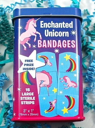 Enchanted unicorn bandages