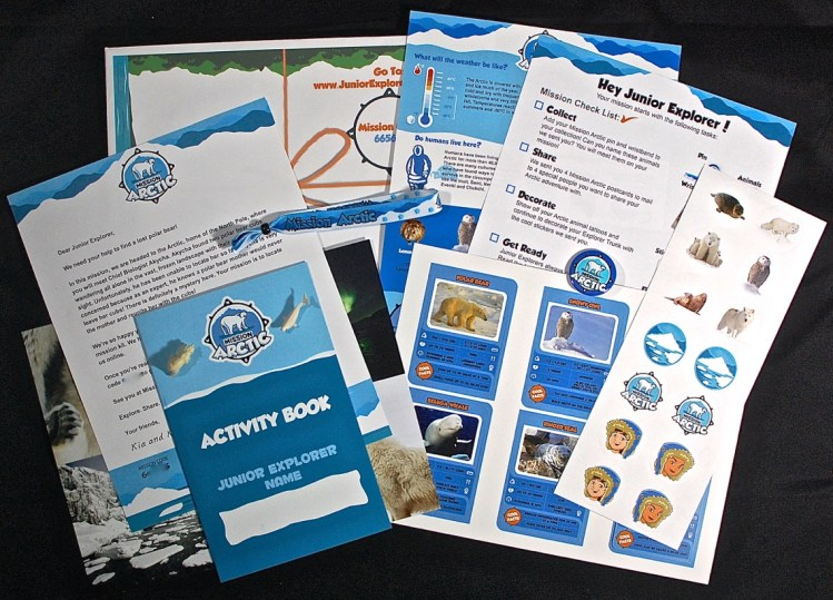 Junior Explorers Mission Arctic Review & 50% Coupon Code