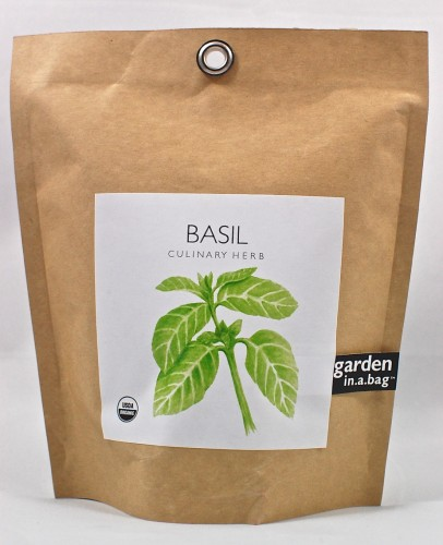Garden in a bag Basil