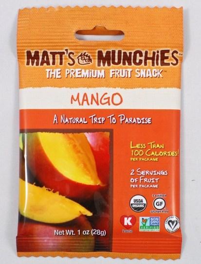 Matt's Munchies