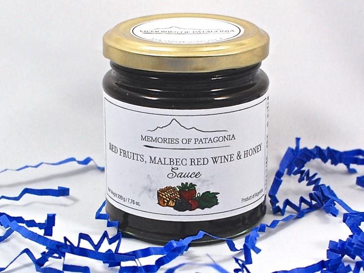 Malbec wine marinade