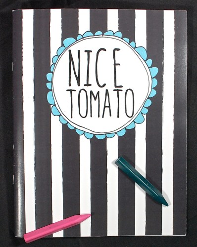 Nice Tomato book