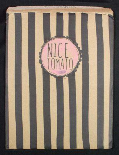 Nice Tomato envelope