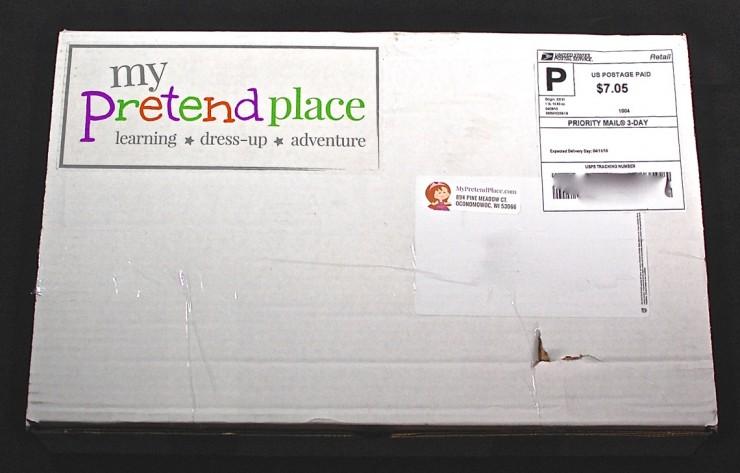 My Pretend Box
