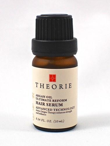 Theorie hair oil