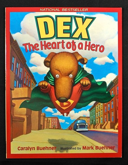 Dex Heart of a Hero book