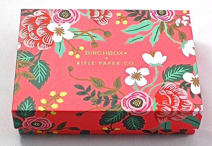 Birchbox Rifle Paper Co