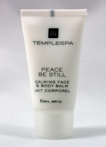 Temple Spa Peace Be Still body balm