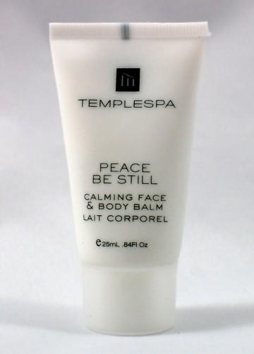 Temple Spa Peace Be Still body balm
