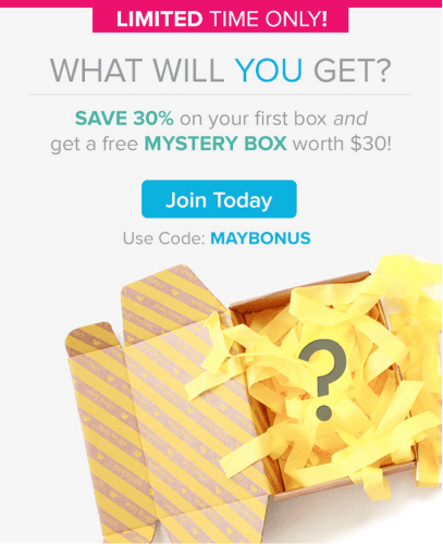Citrus Lane Free Mystery Box