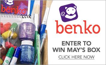 Enter to Win May's Benko Box - Click here