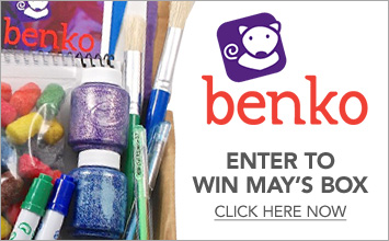 Enter to Win May's Benko Box - Click here