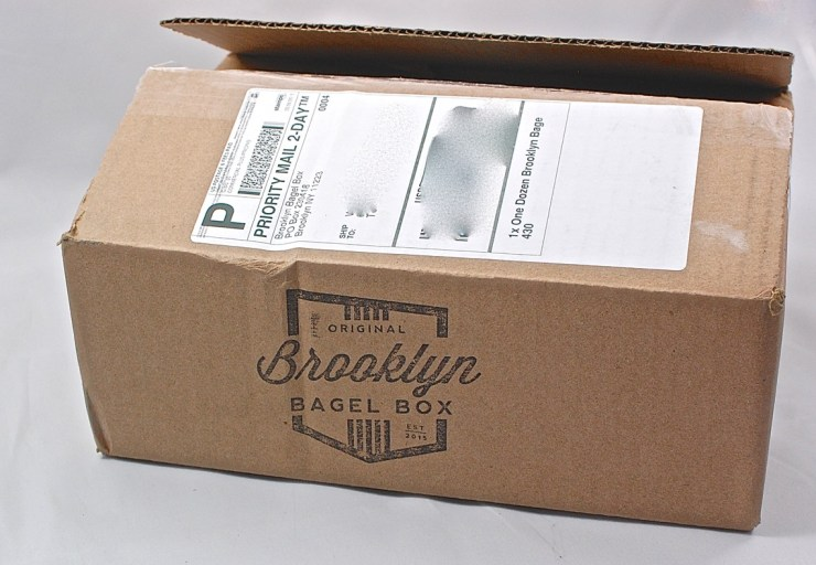 Brooklyn Bagel Box