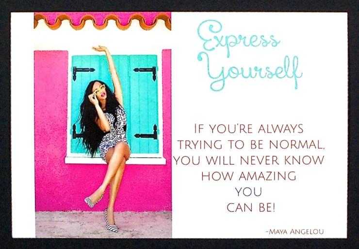 Pretty Girl Box quote