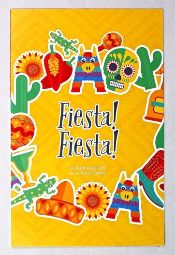 Love With Food fiesta