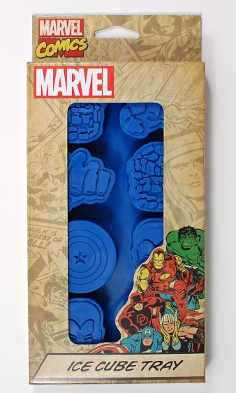 Marvel ice cube tray