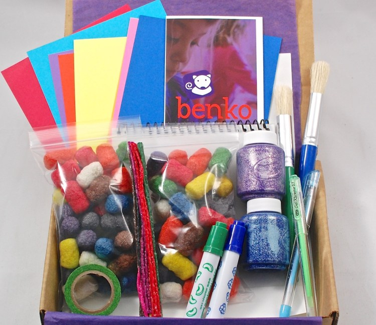 Benko Box May 2015 Review & Giveaway