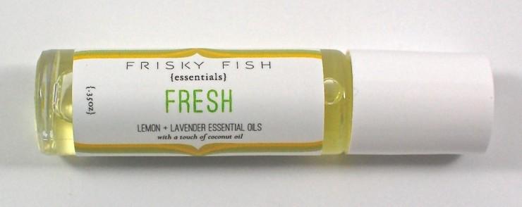 Frisky Fish fresh
