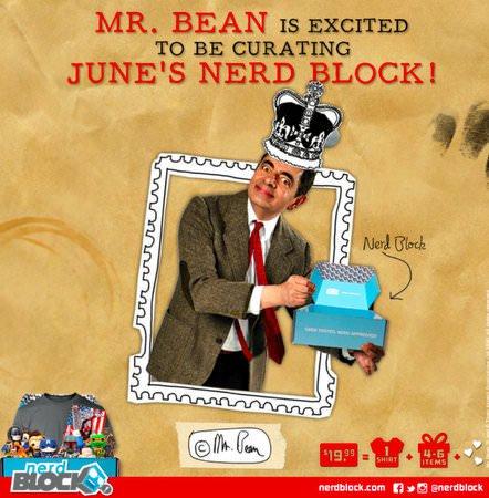 Nerd Block June 2015