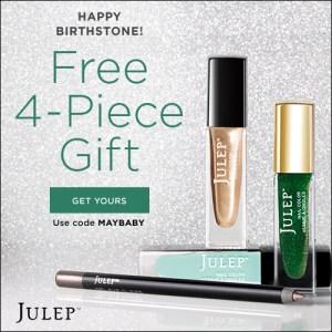 May Julep Free Welcome Box