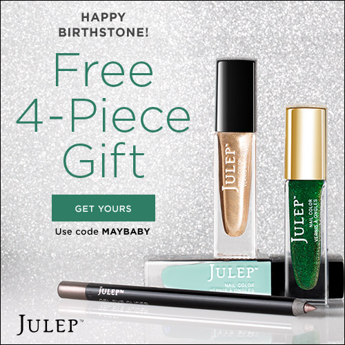 May Julep Free Welcome Box