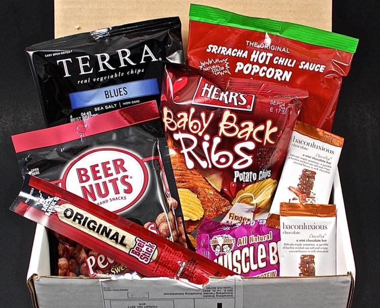Something Snacks June 2015 Review & Coupon Code