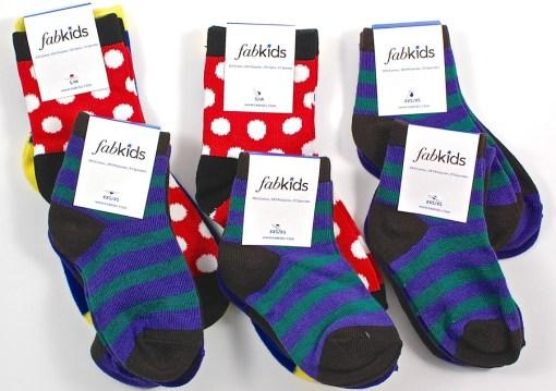 FabKids socks
