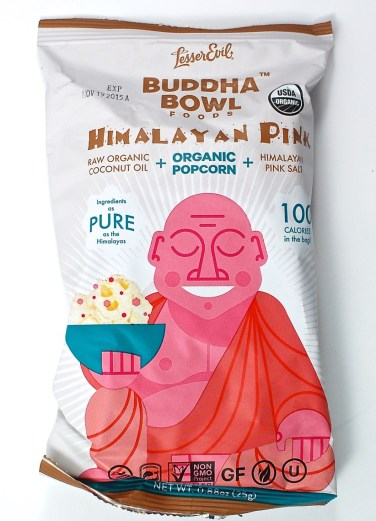 Buddha Bowl popcorn