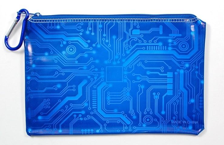 circuit gadget pouch