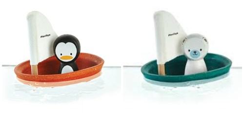 Plan Toys boat