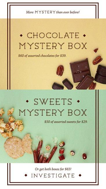 Treatsie Mystery Box