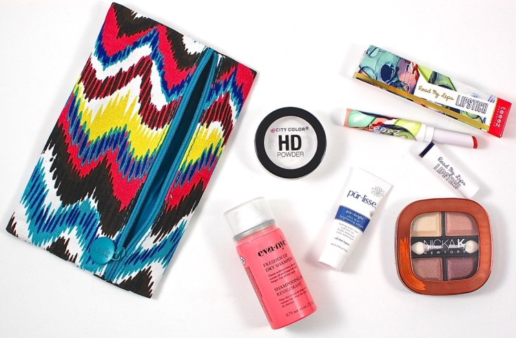 Ipsy July 2015 Glam Bag Review