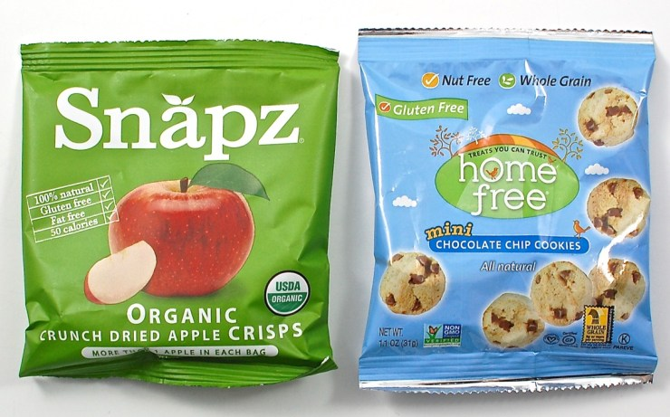 Snapz apple crisps