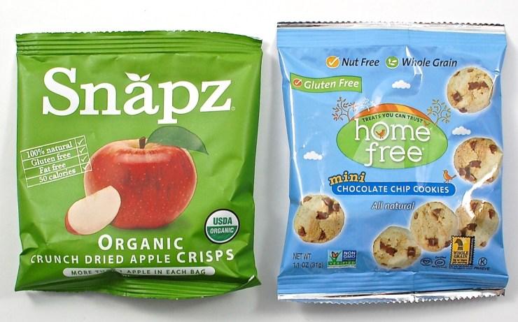 Snapz apple crisps