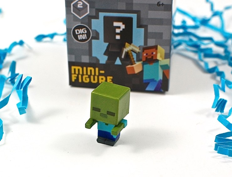Minecraft blind box