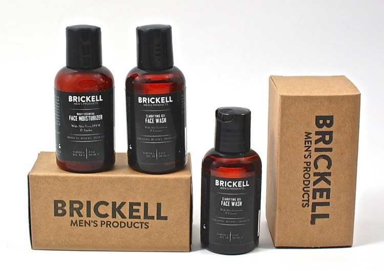 Brickell Men's Grooming Box July 2015 Review