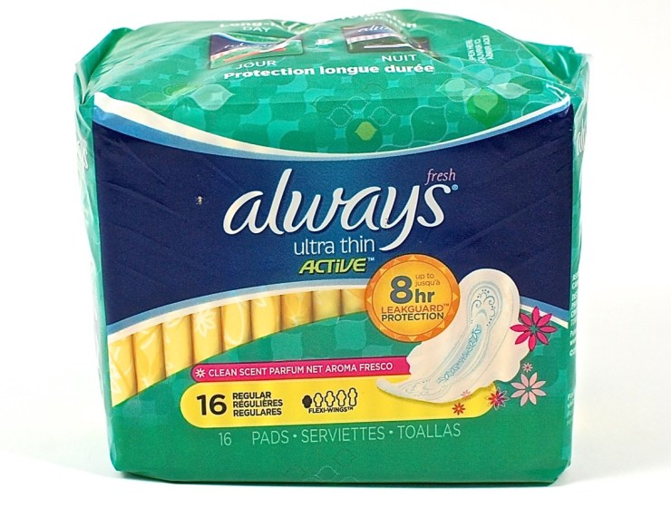 Always pads