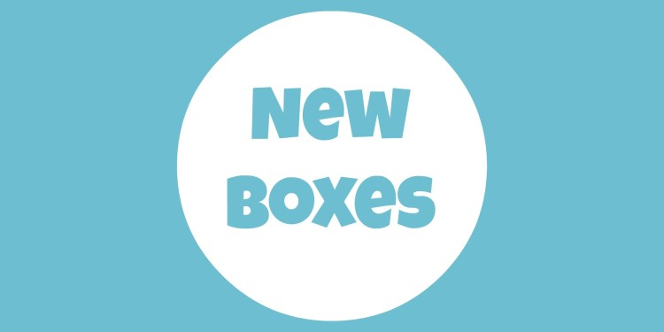New Subscription Boxes