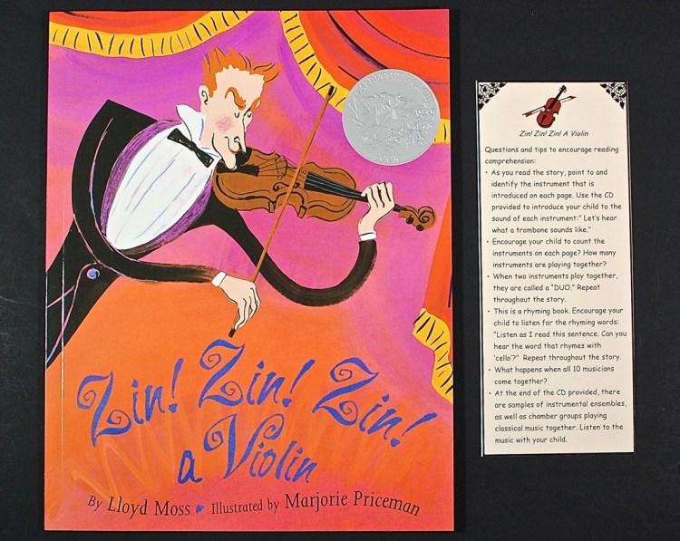 Zin Zin Zin A Violin