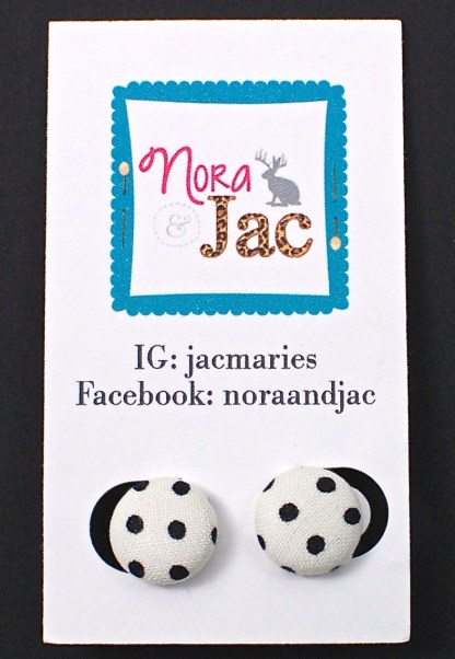 Nora & Jac earrings