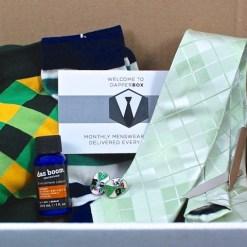 Dapper Box July 2015 Review