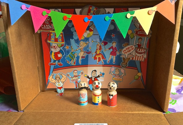 circus box