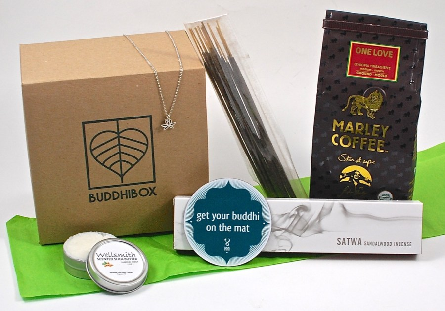 BuddhiBox August 2015