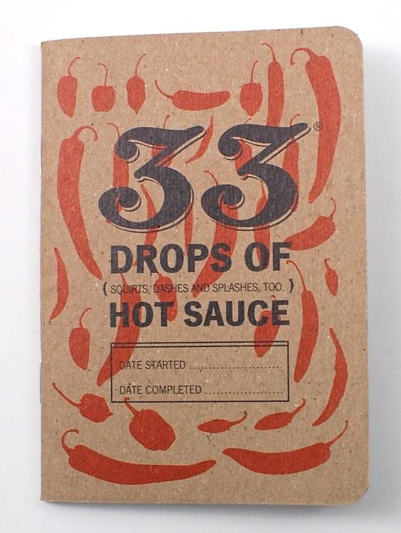 hot sauce notebook