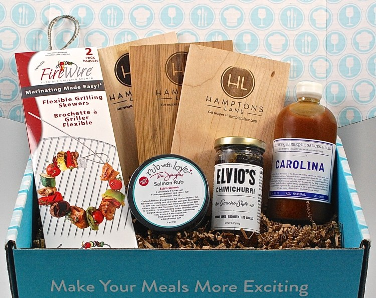 """Hamptons Lane August 2015 """"Fresh Grill"""" Review & Coupon Code"""