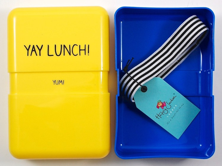yay lunch box